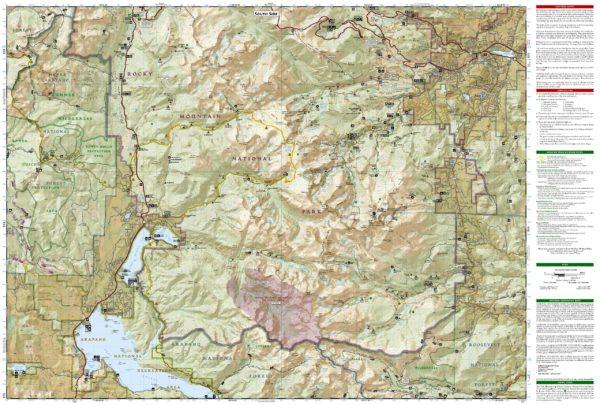 Rocky Mountain National Park Sights