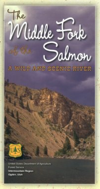 the_middle_fork_of_the_salmon_a_wild_and_scenic_river_map_and_guide