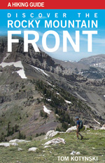 Rocky Mountains Map - Hiking Guide the Rocky Mountain Front