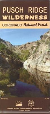 pusch_ridge_wilderness_map