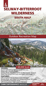 selway-bitterroot-wilderness-map-south-cover