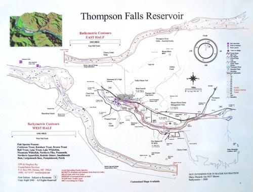 Thompson Falls Reservoir