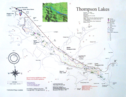 Thompson Lakes