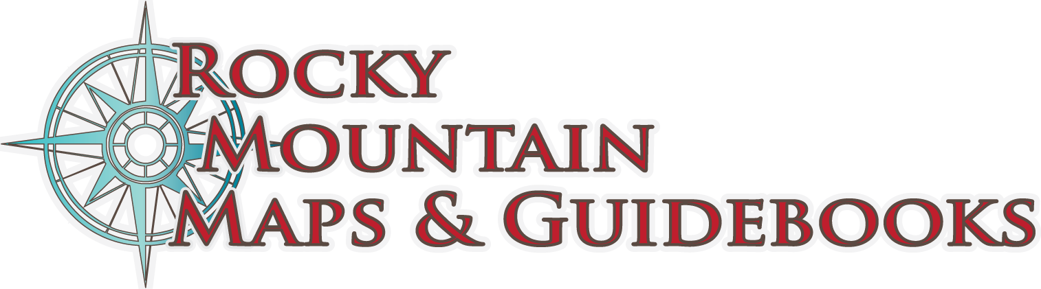 Rocky Mountain Maps & Guidebooks